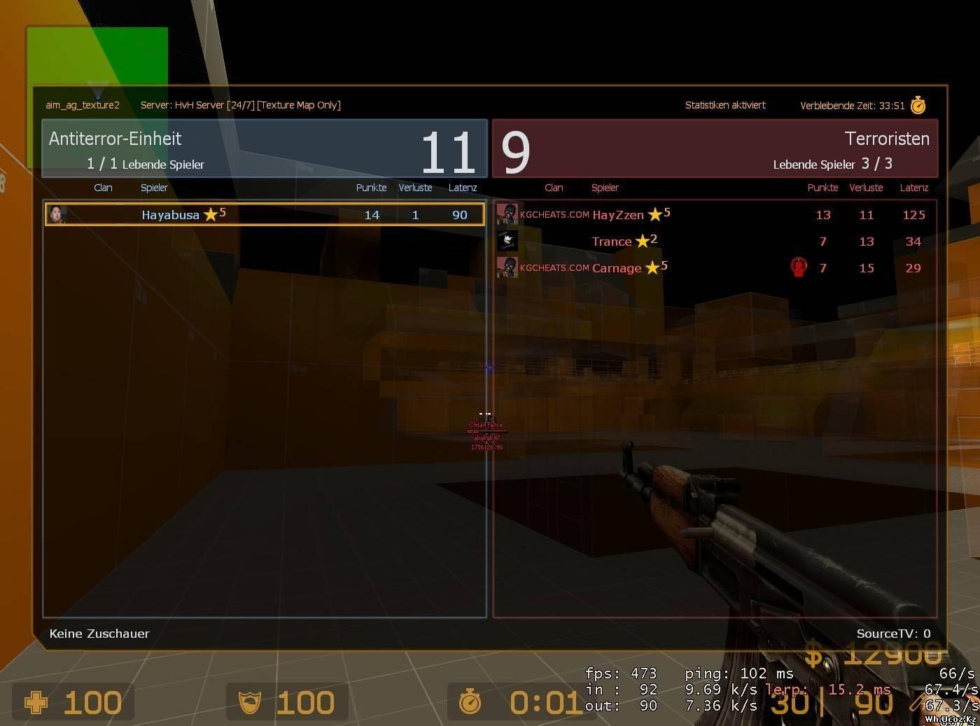 Читы для css - Скачать - Counter-Strike Source